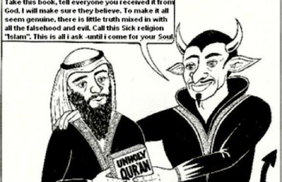 이슬람 – 악마의 종교